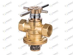 全铜自力式流量控制阀-全铜流量控制阀-全铜流量阀